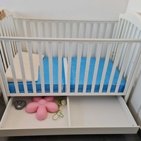 Baby bed/sleeping complete set