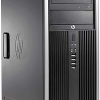 Desktop i5 with ssd + monitor