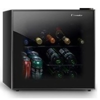 Inventor iw14bl wine cooler 14 bottles