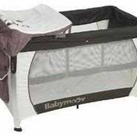 Babymoov bed and change with mattress