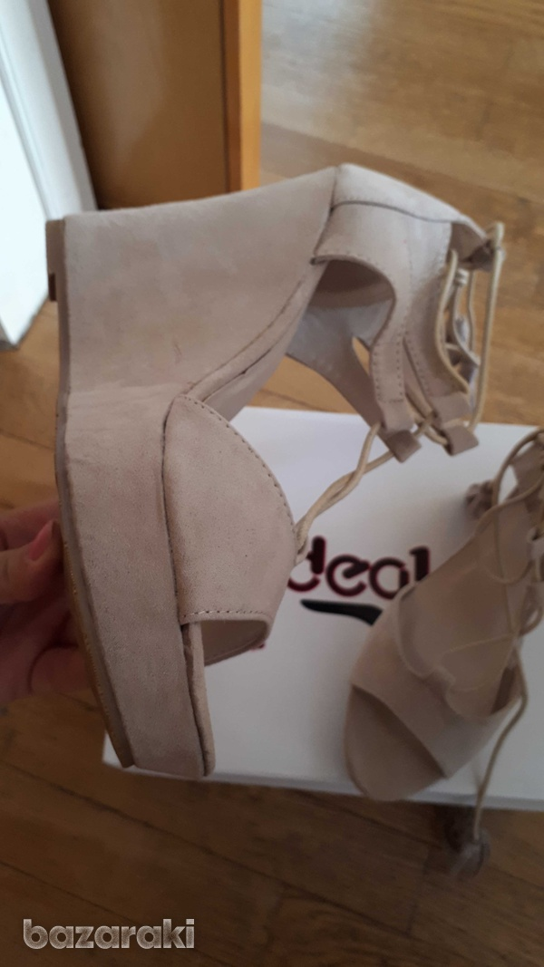 Brand new corso italy brand new pastel pink sandals from corso italy-3