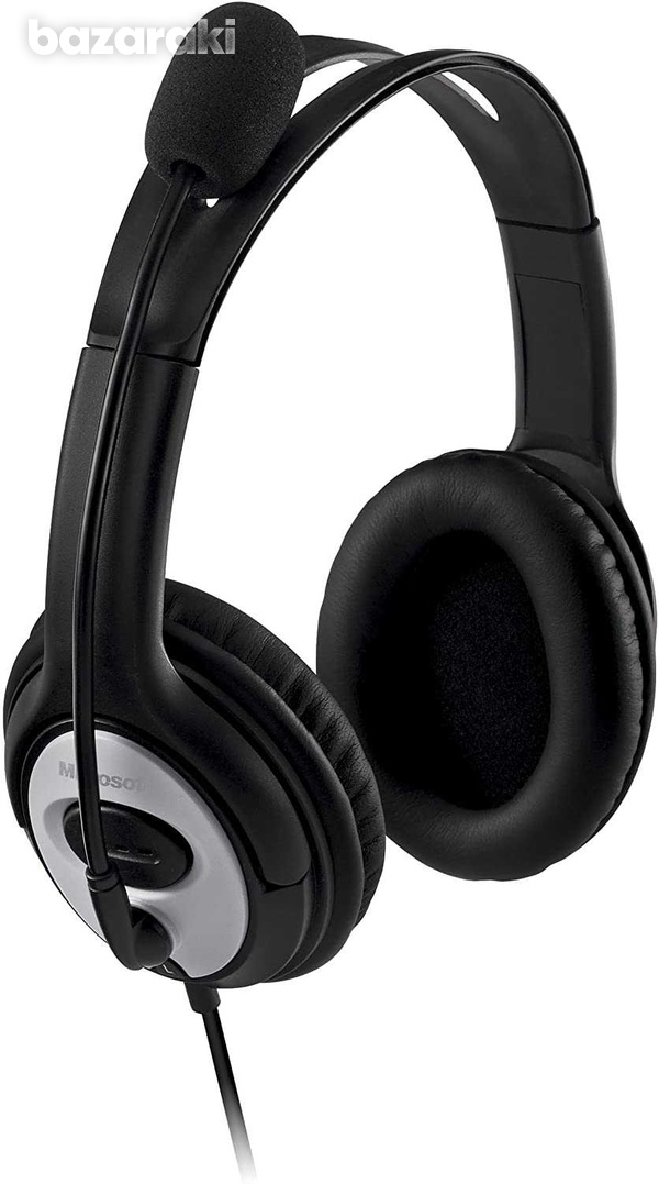 Microsoft lifechat lx-3000 headset black-3