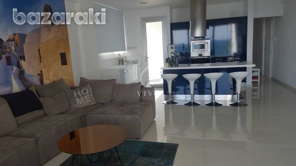 3 bedroom modern design furnished apartment by the sea front-3