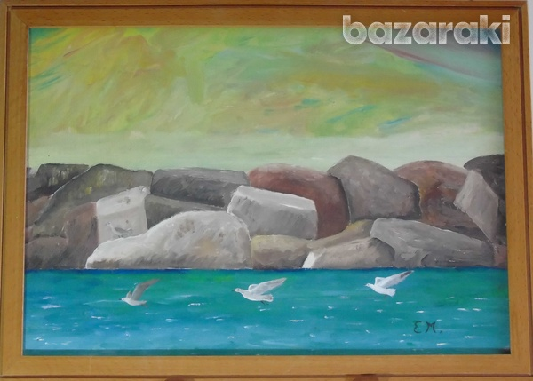 Painting by local artist-2