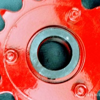 Lely welger chain tensioning sprocket for rpv160 genuine germany.
