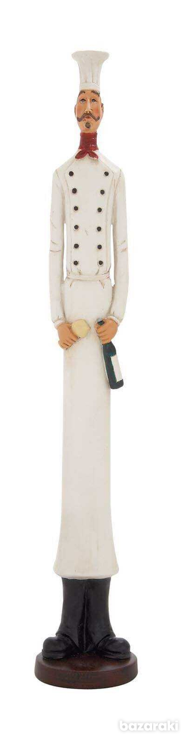 Tall chef figurine 79cm height-1