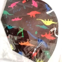 New kn95 face mask printed for kids
