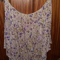 Atmosphere floral blouse - size 12