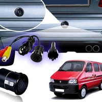 Waterproof car rear view camera