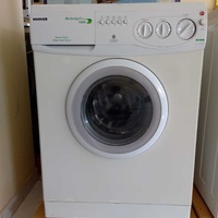 Hoover washing machine and dryer excellent condition like brand new.