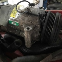 Opel astra air condition compressor
