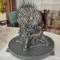 Game of thrones iron throne official licensed product