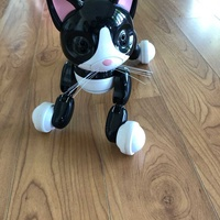 Zoomer kitty cat robot