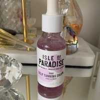 Isle of paradise face and body self-tanning drops