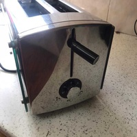 Toaster very good working