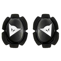 Pista knee slider high durability blk/wht n