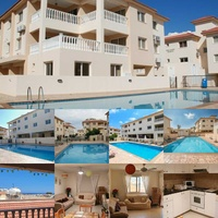 Two bedroom holiday apartment in protaras