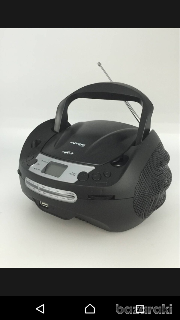 Suzuki radio - cd - usb - player sz 1962
