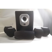 Jbl home cinema system 5.1 with sub200/230 - ex display