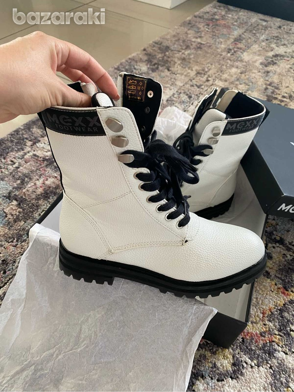 Mexx leather boots-2