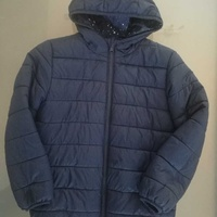 Winter jacket for boy 6-7 years