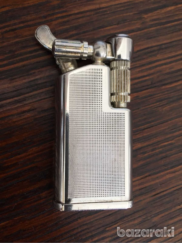 Vintage maruman butane lighter made in japan in perfect condition-2