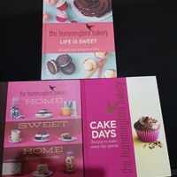 3 the hummingbird bakery books