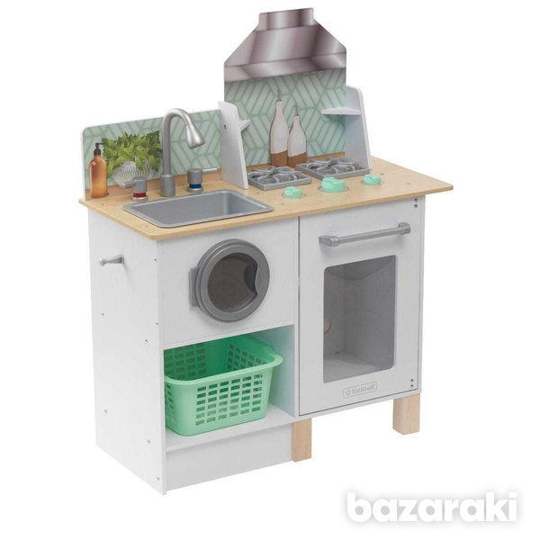 Κουζίνα kidkraft whisk wash kitchen laundry