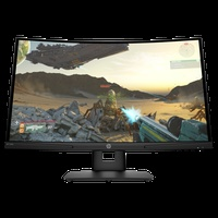 Hp x24c 23.6 inch curved monitor fhd 144hz