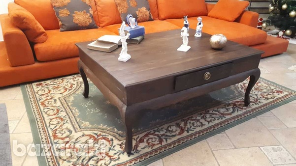 Living room center table - τραπέζι καθιστικού-7