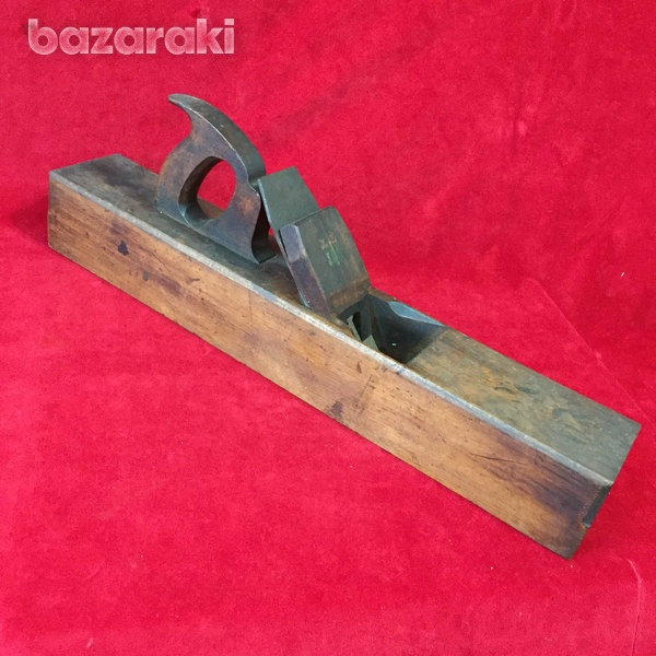 Carpenters wooden plane 55cms-7