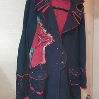 Hand made ladu coat