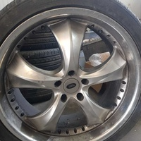 Altenzo tyres with rims