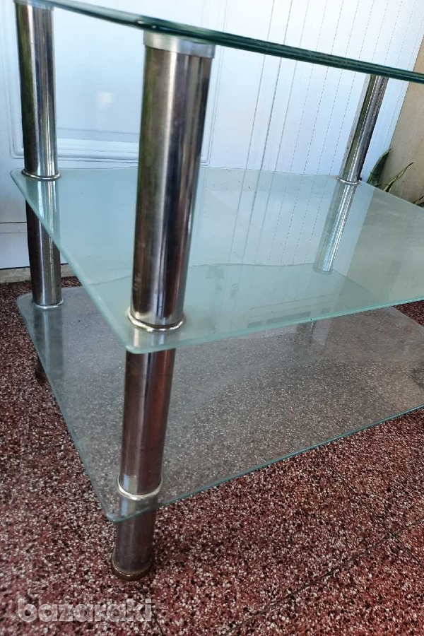 Glass table-5