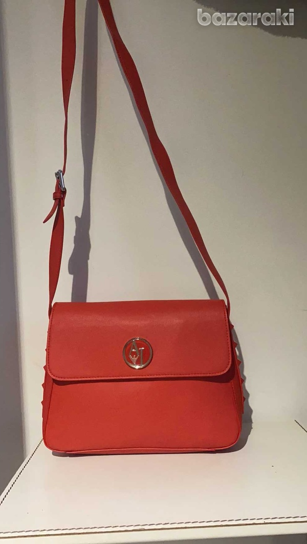Armani jeans coral crossbag- authentic-1