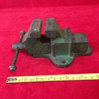 Bench vice size no, 00