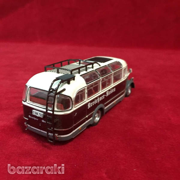 Collectible steyr 380 q bus 1/72 scale-6