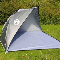 Coleman sundome with uv guard beach shelter