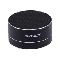 Metal bluetooth speaker mic and tf card slot