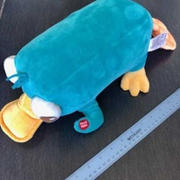 Battery operated funny platypus