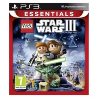 Sony playstation 3 - lego star wars iii clone wars essential - ps3