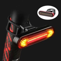 Led tail light bicycle