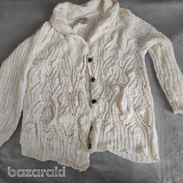 Knitted cardigan-2
