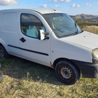 Fiat doblo for parts or fix