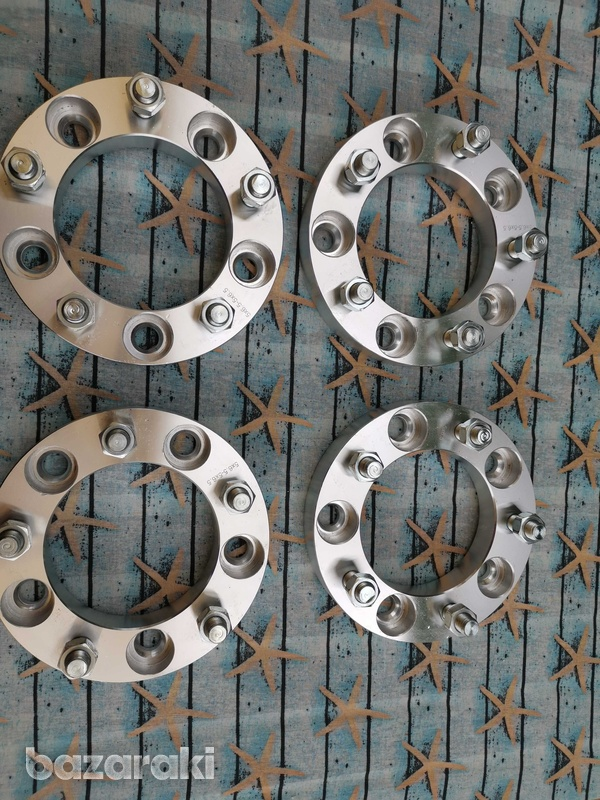 Brand new spacers for land rovers and other 4x4s defender series-2