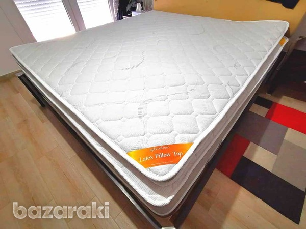 Top pillow latex mattress by aphrostrom-1