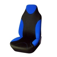 Autoyouth car seat cover protector sports style blue universal