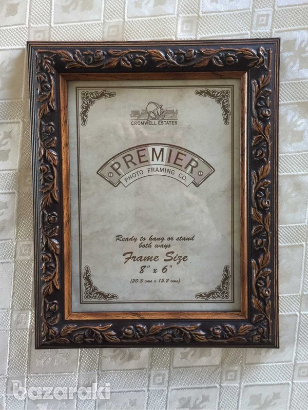 Photo frame 8x6 inches