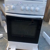 Brand new - greta - gas cooker - 50cm with 4 gas hobs promo