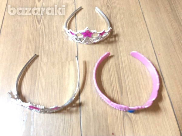 Set of crowns tiaras-1